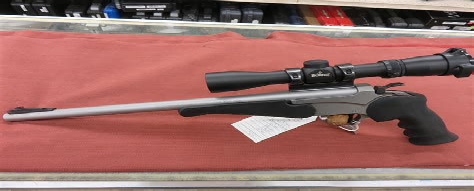 Gunsmith To Tc Encore And Gunsmithing Chamber Reamer Use