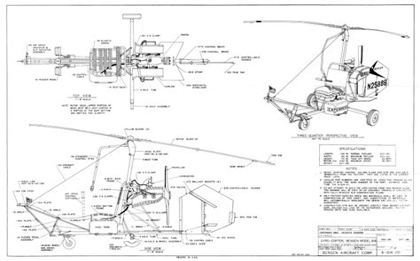 Gyro-Glider-Plans