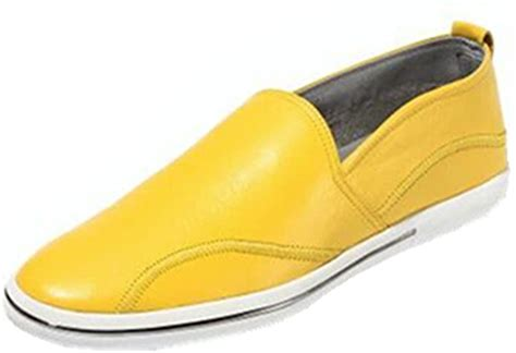 HAPPYSHOP(TM) Men's Casual Leather Ventilated Light Moccasin Slip-on Penny Loafers Driving Shoe