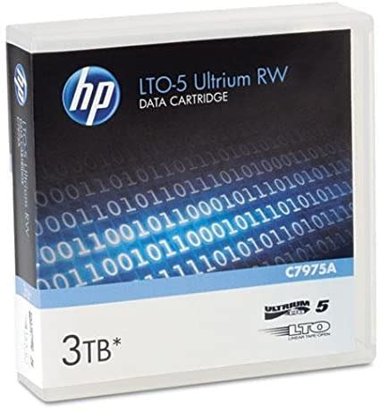HEWC7975A - HP 1/2amp;quot; Ultrium LTO-5 Cartridge