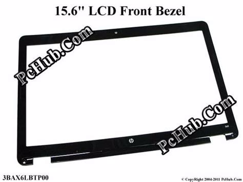 HP Inc. Display bezel for webcam model