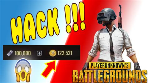 Hack Coin PUBG Mobile