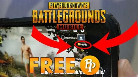 Hack Uc PUBG Mobile Android 2019