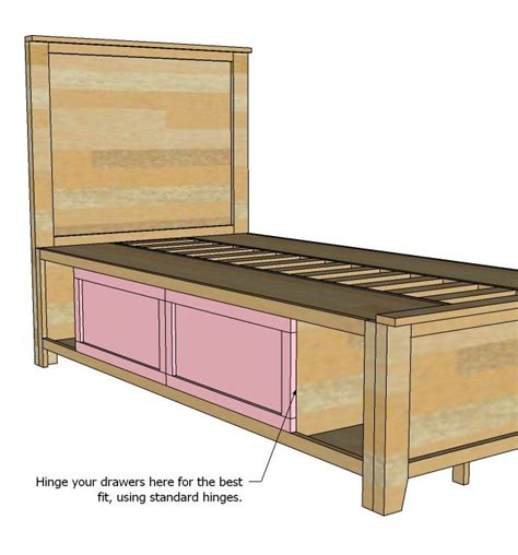 Hailey-Twin-Storage-Bed-Plans