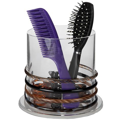 Hair Brush Storage Diy For Cubbies