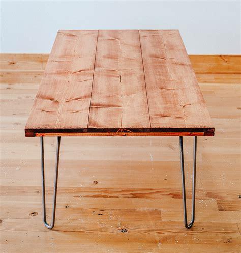 Hairpin-Diy-Table