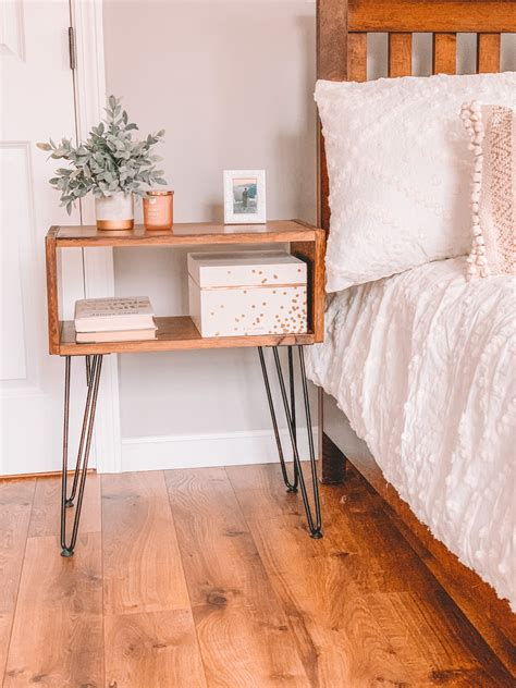 Hairpin-Nightstand-Diy