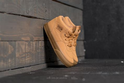 Half Cab Vansbuck In Light Gum/Mono
