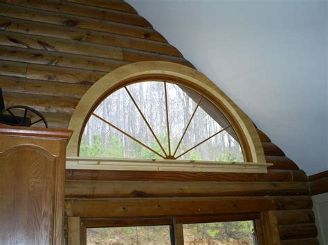 Half Round Window Mouldings Ideas