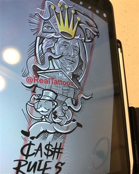 Half Sleeve Tattoo Designs Drawings