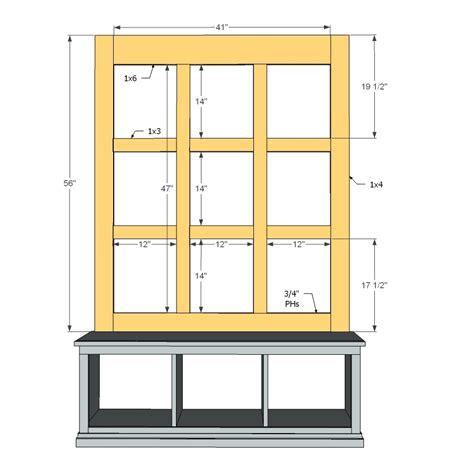 Hall-Tree-Building-Plans