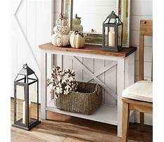Best Hall tables for entryway