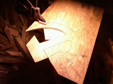 Hammer And Sickle Woodworking Template Maker