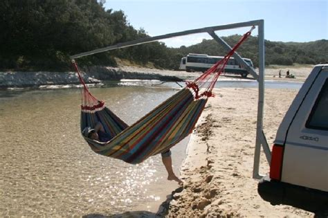 Hammock-Chair-Trailer-Hitch-Stand-Diy