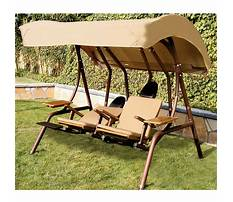 Best Hampton bay 3 person porch swing