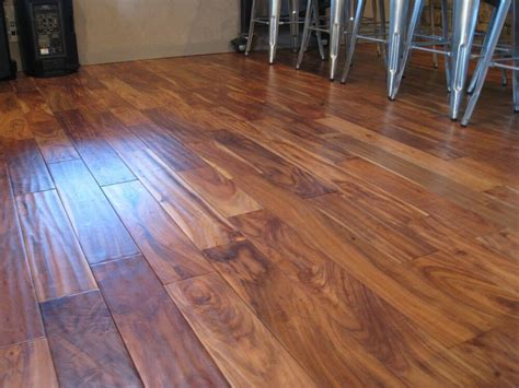 Hand Scraped Wood Floors Diy Network