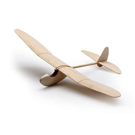 Hand-Launched-Balsa-Glider-Plans