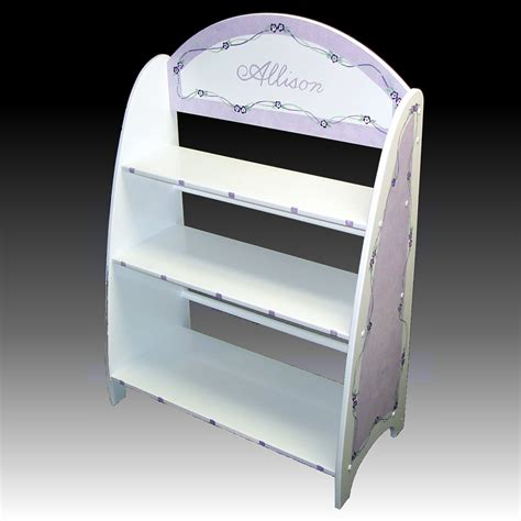 Hand-Painted-Childrens-Bookcase