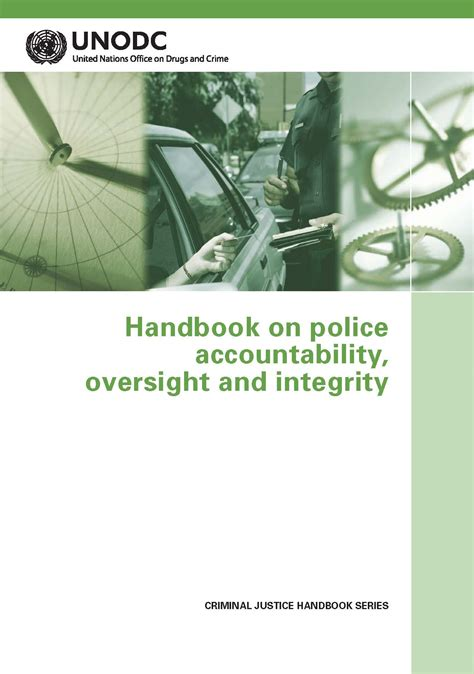[pdf] Handbook On Police Accountability Oversight And Integrity.