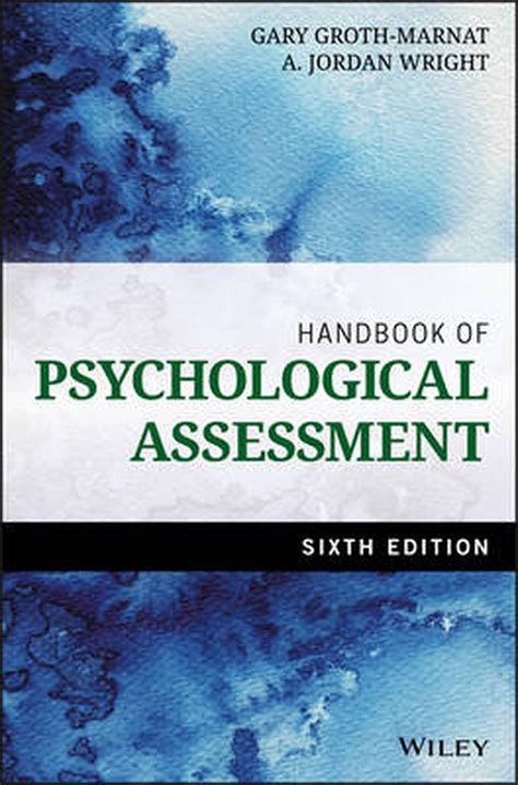 Handbook Of Psychological Assessment 6th Edition Pdf Free And Exploring Social Psychology David Myers Pdf