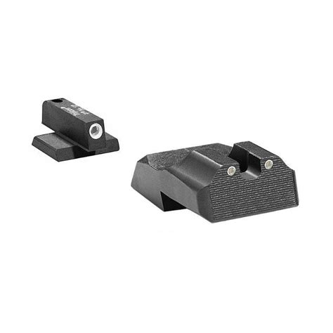 Handgun Rear  Front Sight Sets  Tactical  Competition .