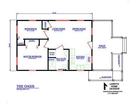 Handicap-Tiny-House-Plans