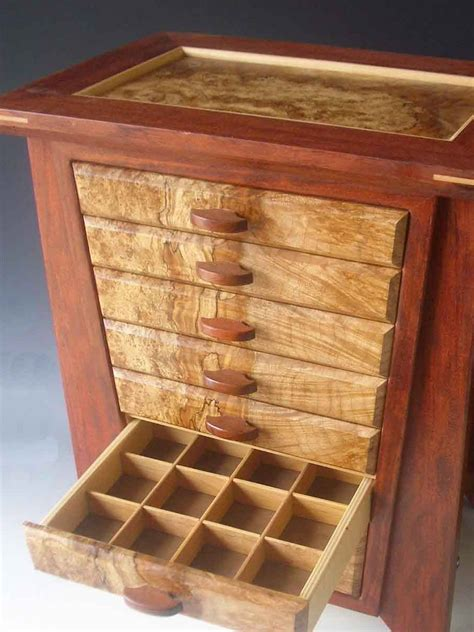 Handmade Wooden Jewelry Box Plans