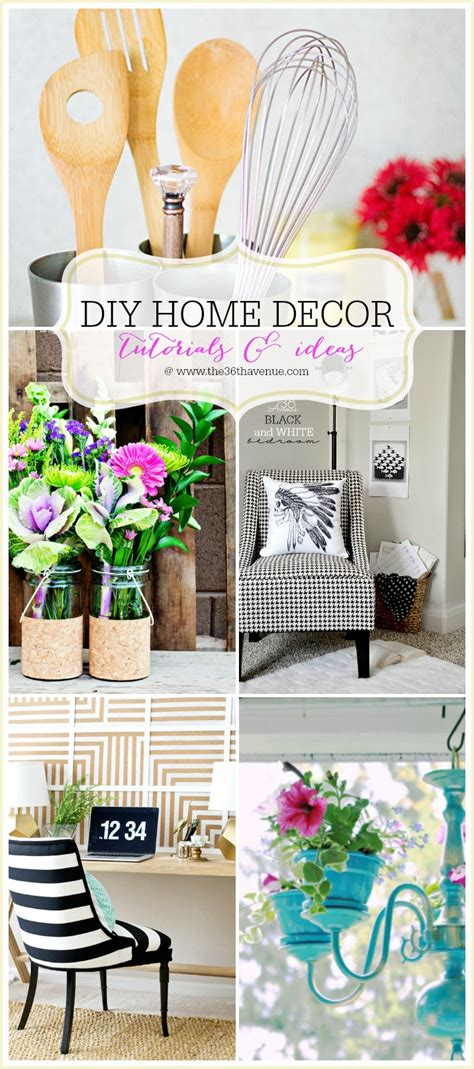 Handmade-Home-Decor-Projects