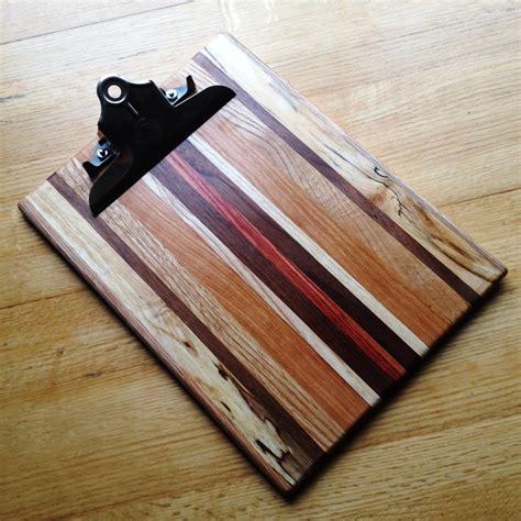 Handmade-Wooden-Clipboard