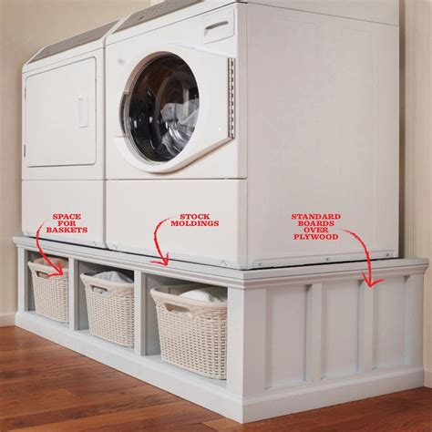 Handyman Diy Washer Pedestal