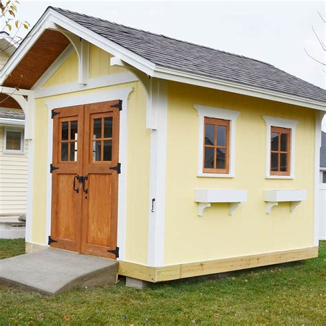 Handyman Shed Plans