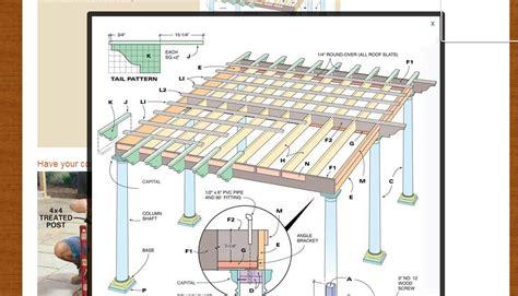 Handyman-Pergola-Plans
