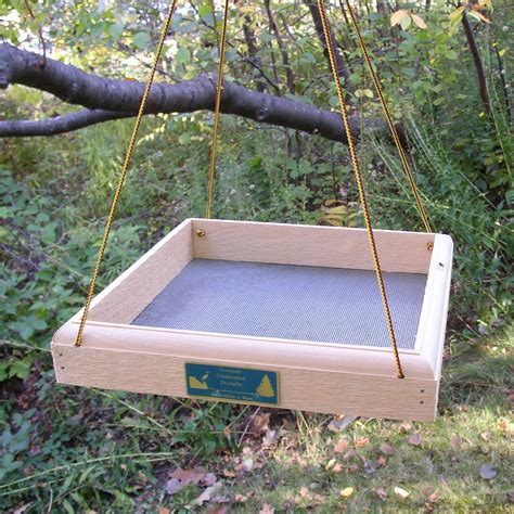 Hanging Bird Feeder Plans