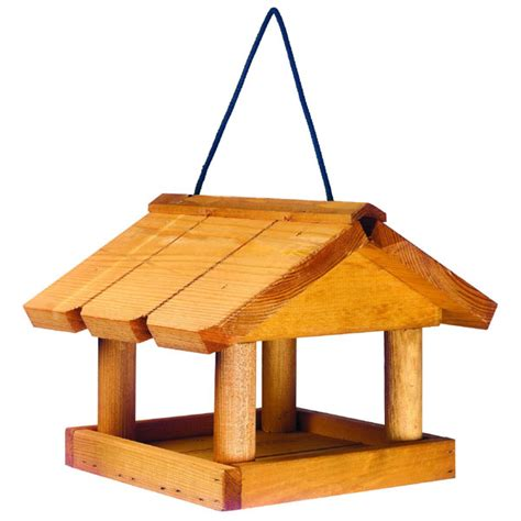 Hanging Bird Table Plans
