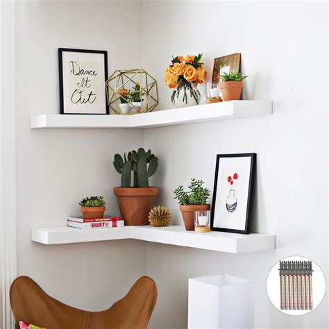 Hanging Corner Shelf Plans