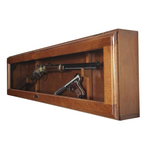 Hanging Gun Display Case Plans
