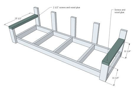 Hanging Porch Swing Bed Plans