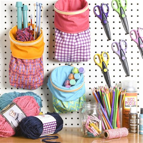 Hanging Storage Bag Diy