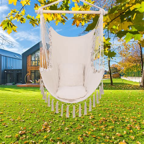 Hanging Swing Chair Plans