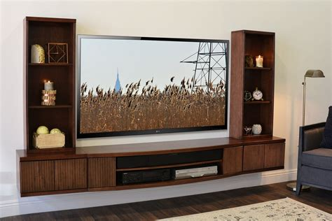 Hanging Entertainment Center Wall Mount Plans