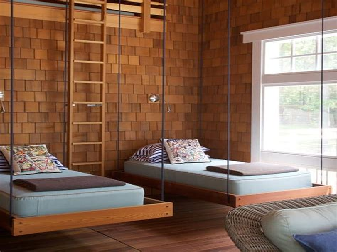 Hanging-Bed-Frame-Diy