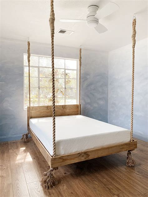Hanging-Bed-Frame-Plans
