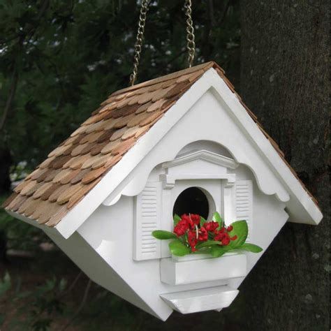 Hanging-Bird-House-Plans