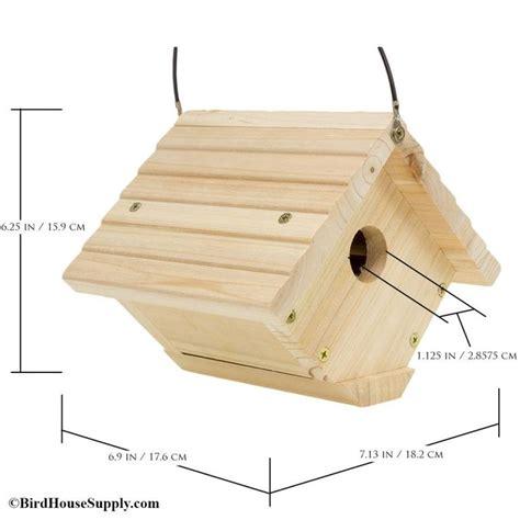 Hanging-Birdhouse-Plans