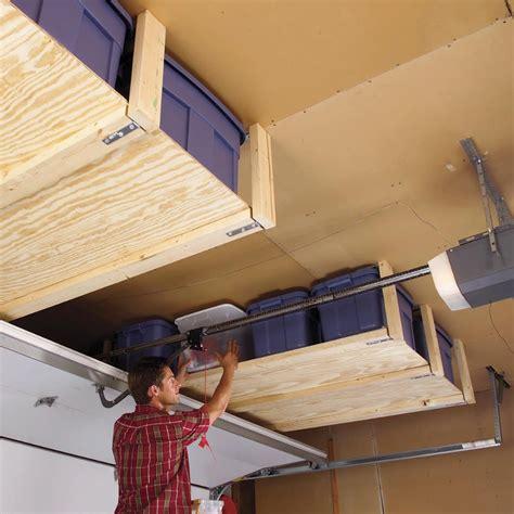 Hanging-Garage-Storage-Shelves-Plans