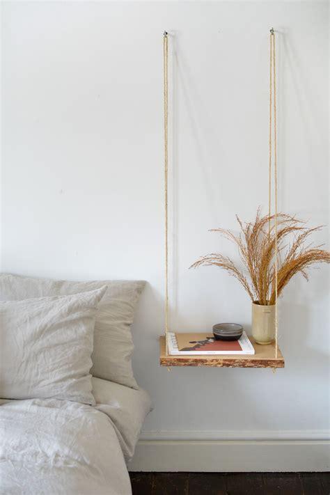 Hanging-Nightstand-Diy