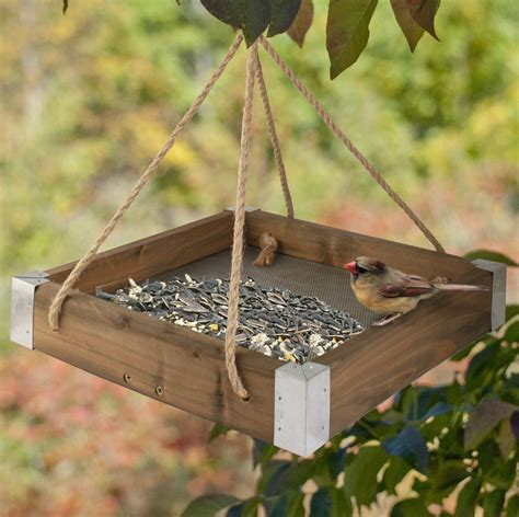 Hanging-Platform-Bird-Feeder-Plans