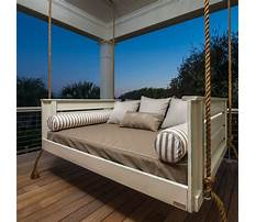 Best Hanging bed plans