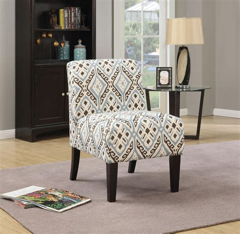 Hans Fabric Accent Chair