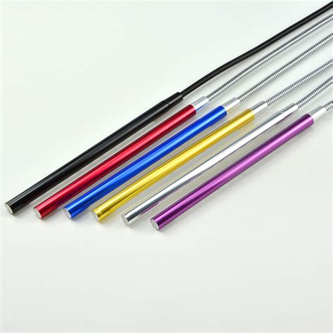 Hansung USB Powered LED Sound Bar Speakers for Computer Desktop Laptop PC, Silver